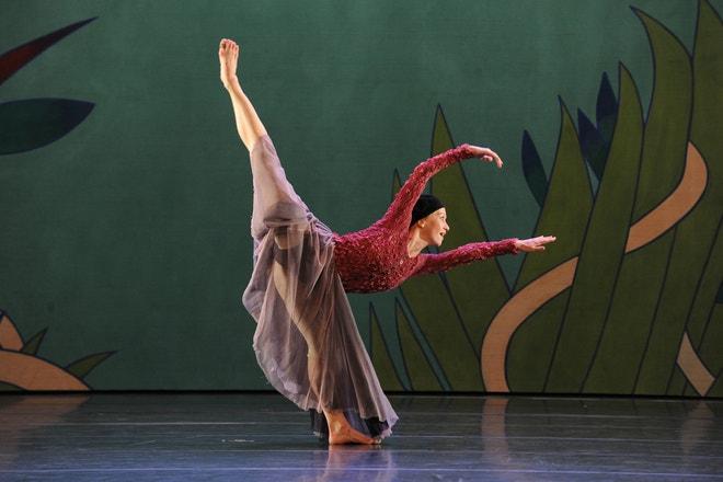 Romantický balet Giselle