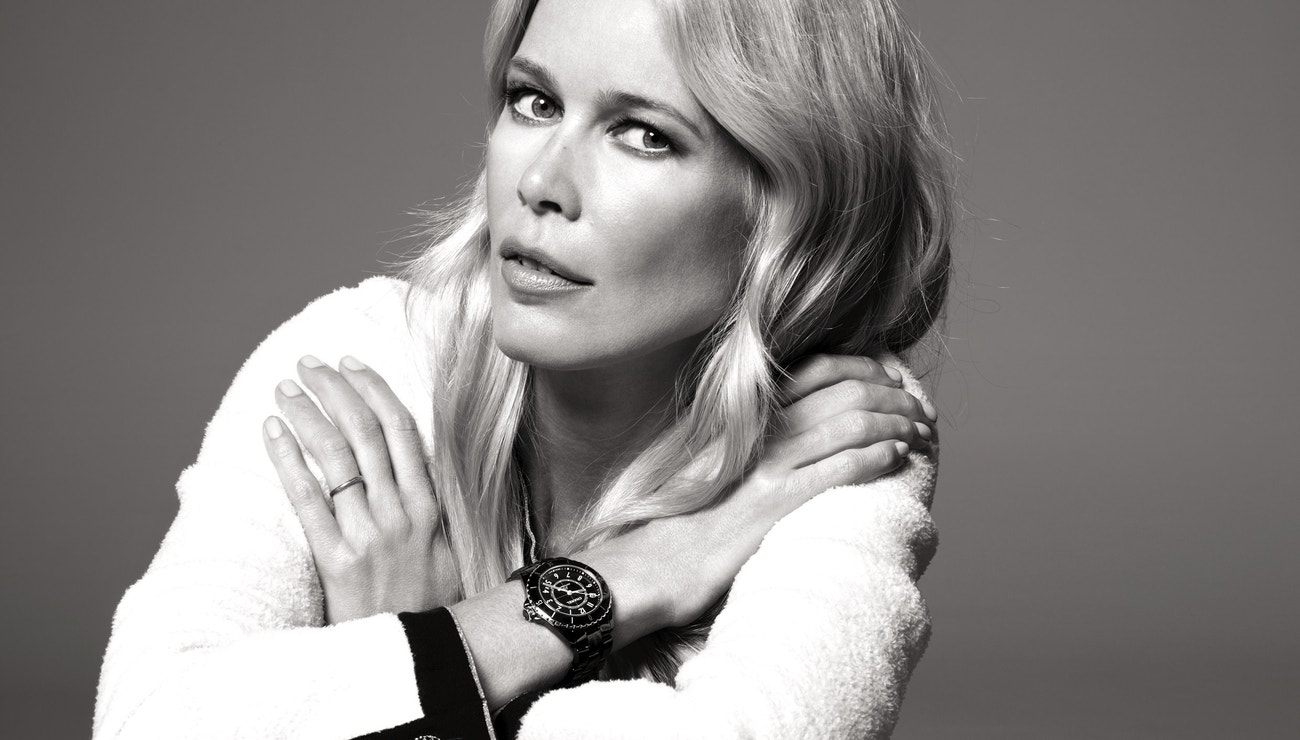 Claudia Schiffer se vrací do Chanel
