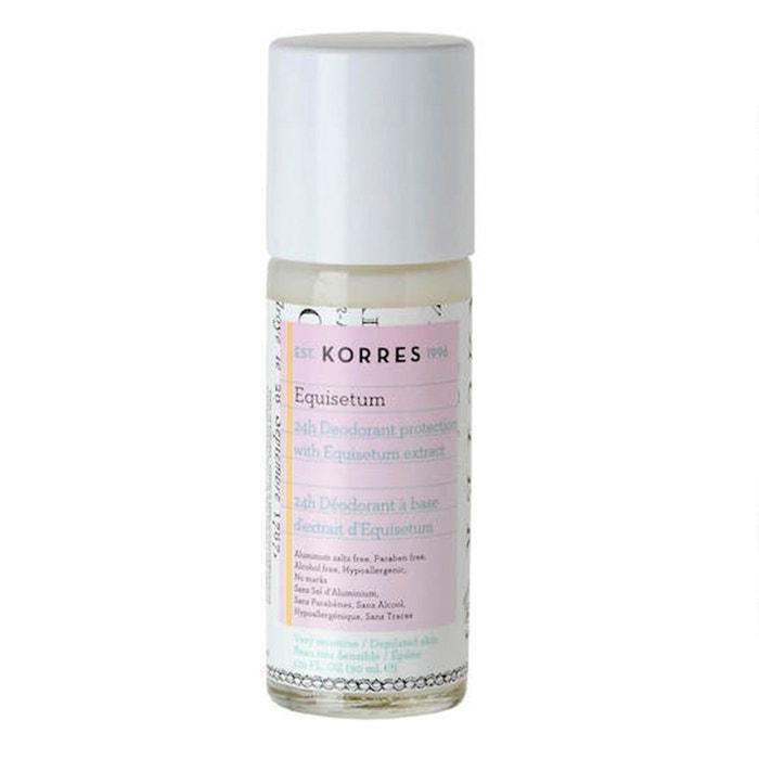 Deodorant Equisetum bez hliníku, KORRES, prodává Profimed, 290 Kč