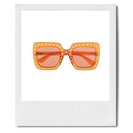Sluneční brýle, Gucci, prodává Farfetch, 727 €
