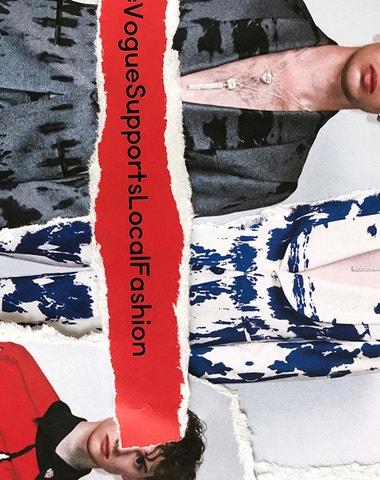 Vogue Supports Local Fashion: Jan Černý podzim–zima 2020/2021