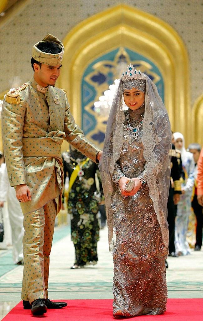Princezna Hajah Hafizah Sururul Bolkiah a Pengiran Haji Muhammad Ruzaini, 2012