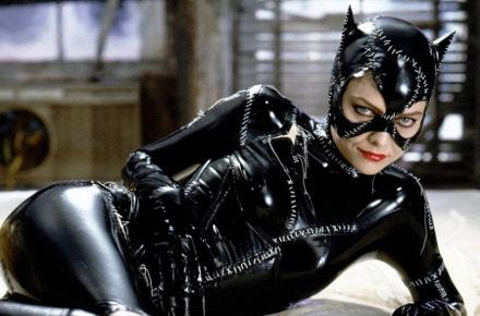 Michelle Pfeiffer ve filmu Batman se vrací, 1992