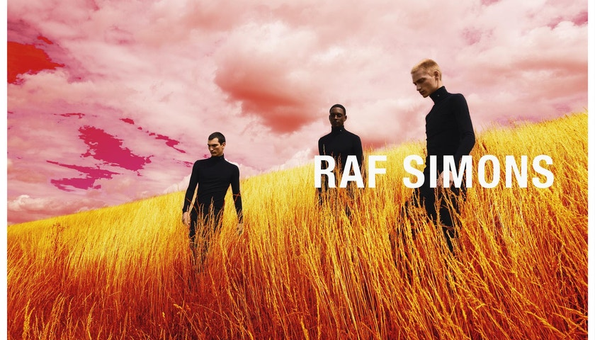 Raf Simons Fall-Winter 2020