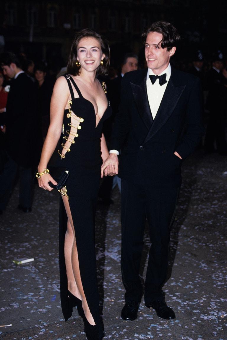 Elizabeth Hurley a Hugh Grant