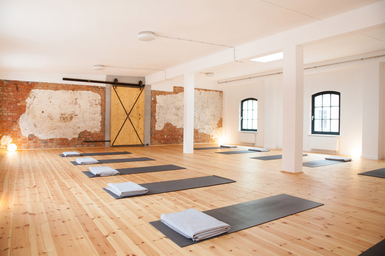 Jógové studio Ashtanga Yoga Loft Karl-Heine-Straße 85A, Lipsko, Německo