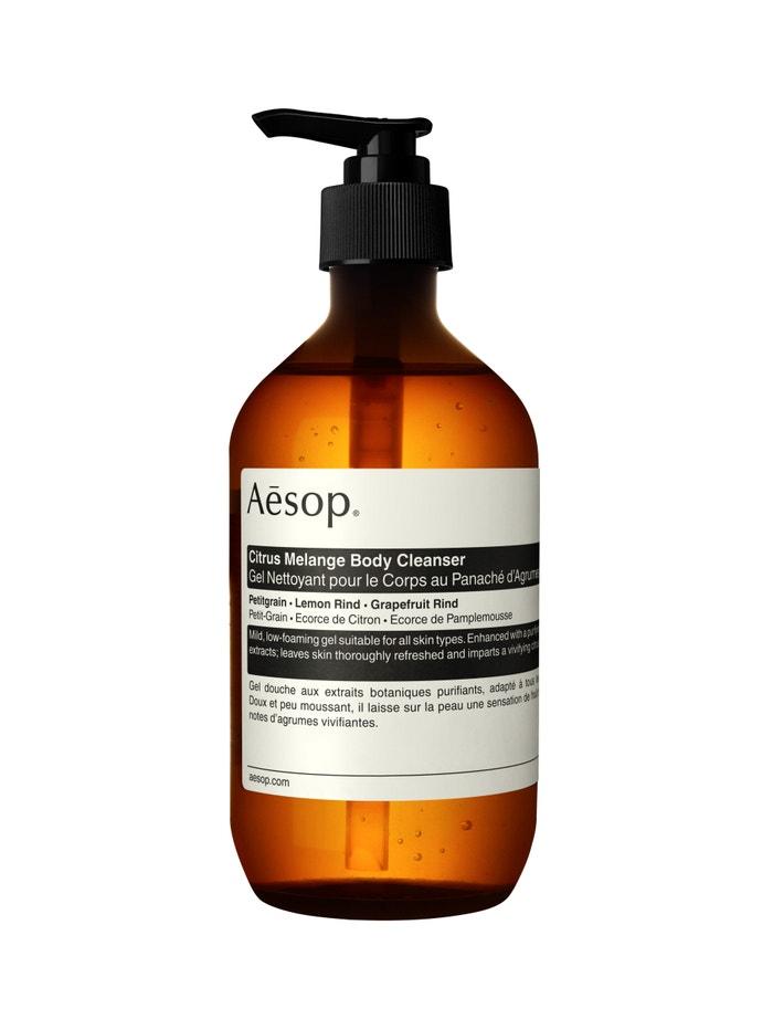 Sprchový gel, Aesop (prodává Ingredients), 970 Kč za 500 ml