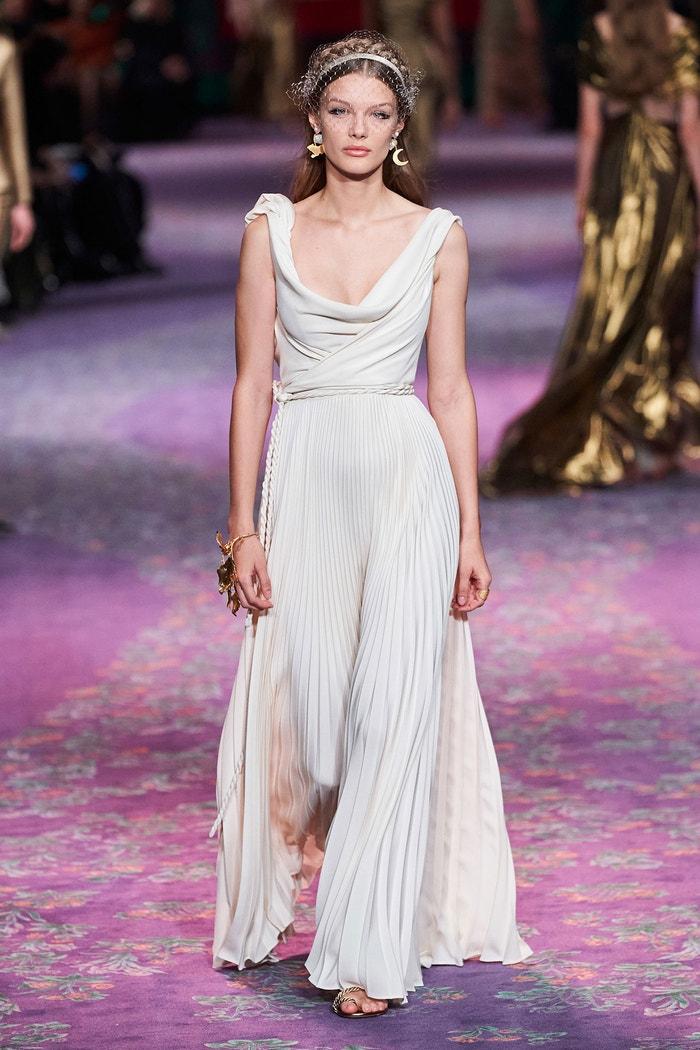 Christian Dior Haute Couture S/S 20 Autor: GoRunway.com