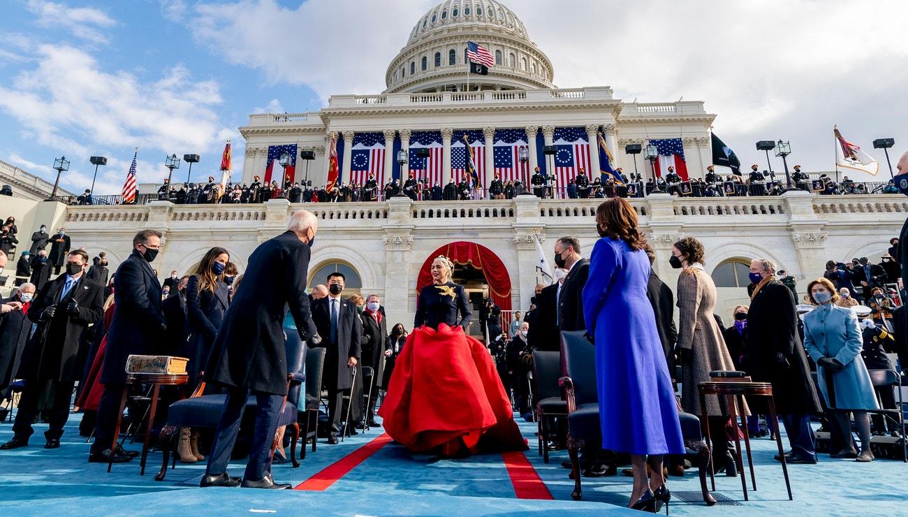 Stabilita a jednota. Inaugurace amerického prezidenta ve znamení symboliky