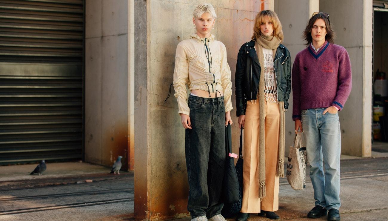 Sydney Fashion Week Resort 2022: nejlepší street style z Austrálie