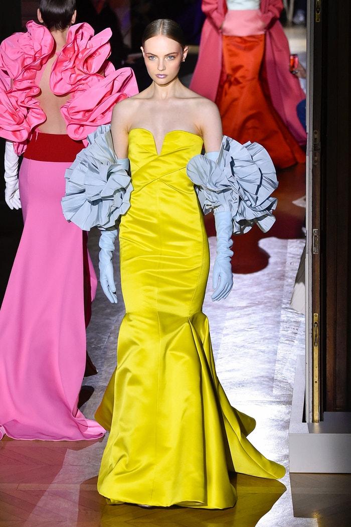 Valentino Haute Couture S/S 20 Autor: Getty Images