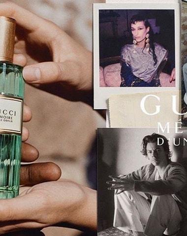 Harry Styles a Zumi Rosow v nové kampani Gucci