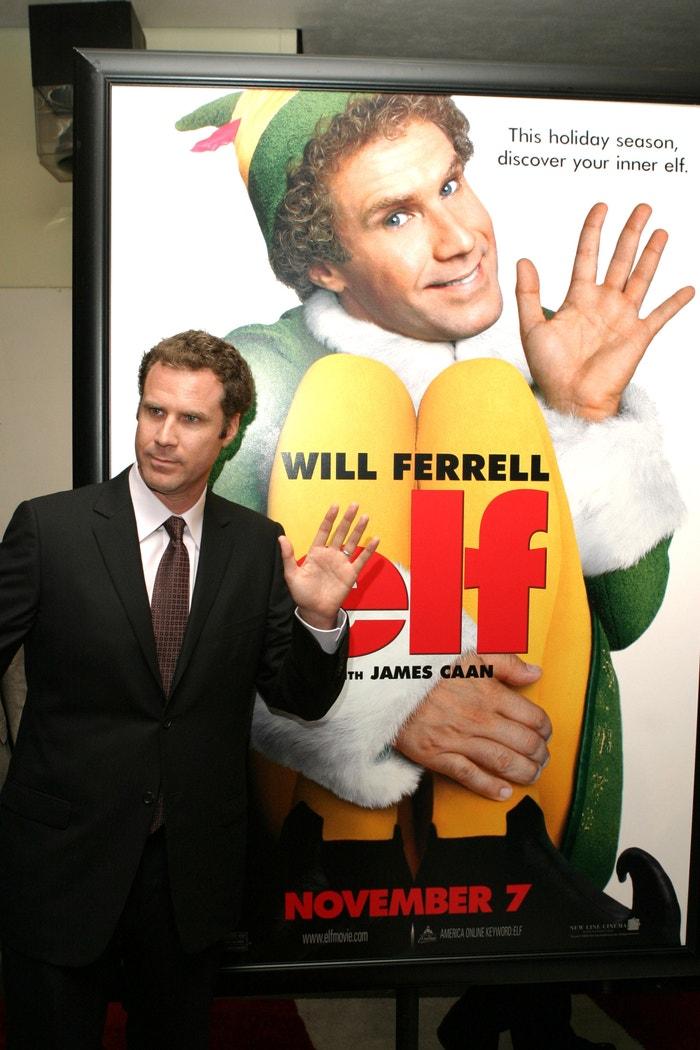 Will Ferrell, Elf New York City Premiere Autor: James Devaney/WireImage