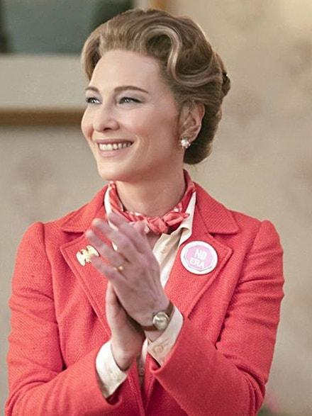 Cate Blanchett jako Phyllis Schlafly