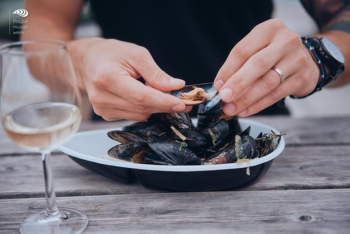 Autor: Prague mussel week