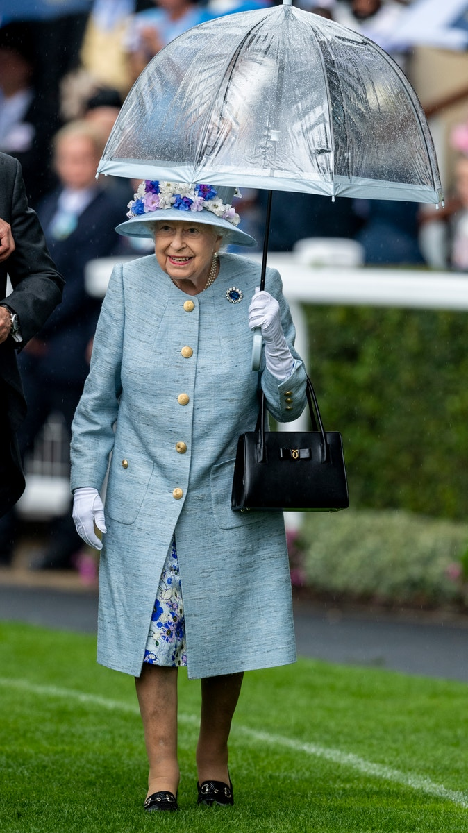 Královna Alžběta II. Autor: Mark Cuthbert/Getty Images