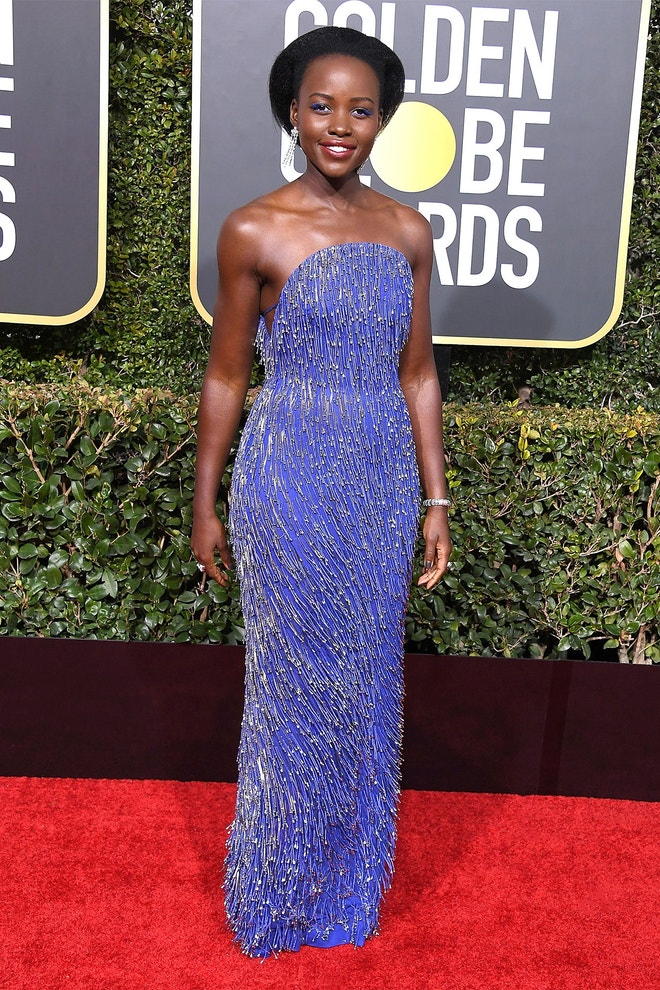 Lupita Nyong'o, 76th Annual Golden Globe Awards (2019)