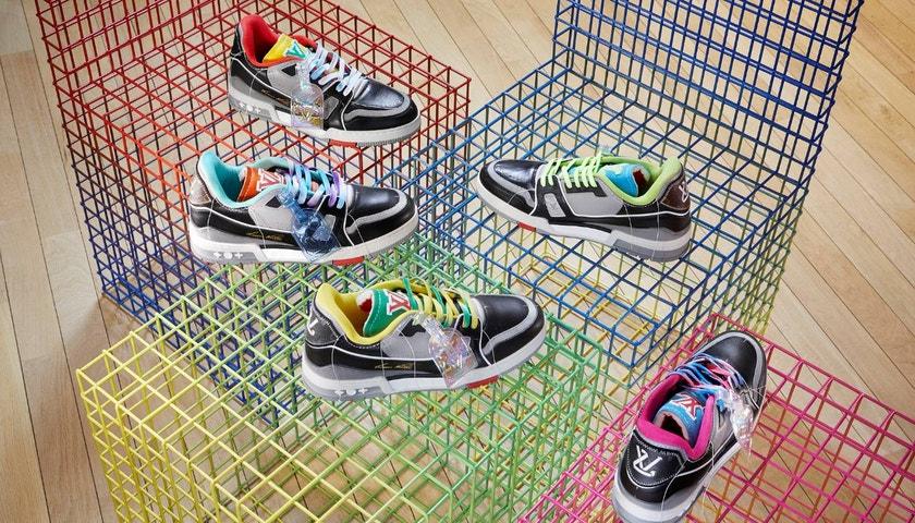Malý krok pro člověka, velký skok pro Louis Vuitton
