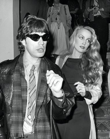 Láska z archivu: Mick Jagger & Jerry Hall