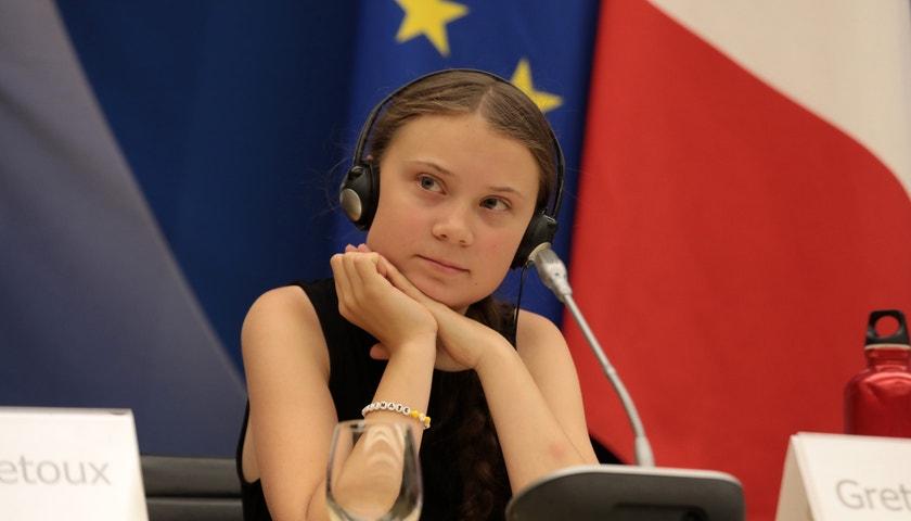 Greta Thunberg: Nikdy není pozdě