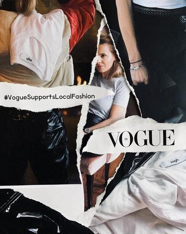 Vogue Supports Local Fashion: Zagh
