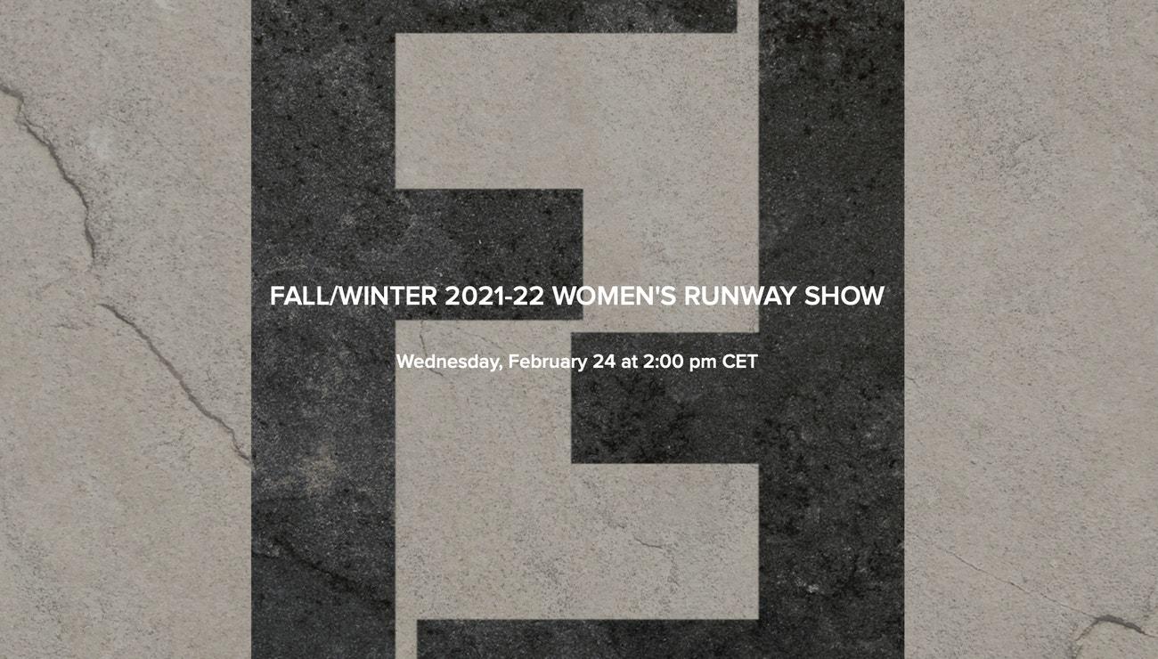 Živě: Fendi podzim/zima 2021