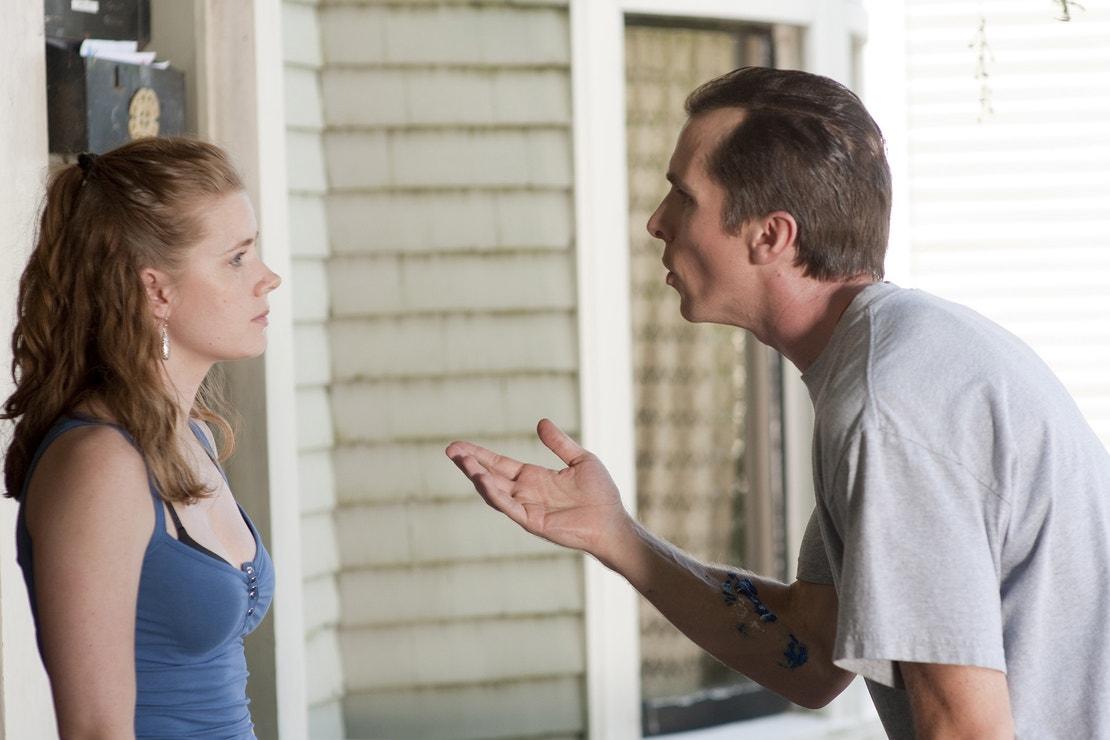 Amy Adams a Christian Bale ve filmu Fighter, 2010