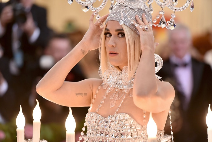 Katy Perry na Met Gala, květen 2019 Autor: Getty Images