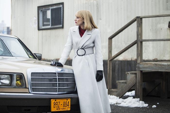 Jessica Chastain ve filmu Válka bez pravidel