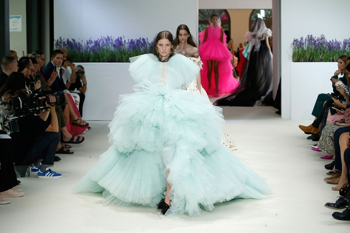 Giambattista Valli, Paris Fashion Week, Haute Couture Fall/Winter 2018/2019