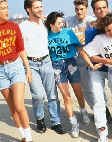 Seriály z devadesátých let, které budeme navždy milovat