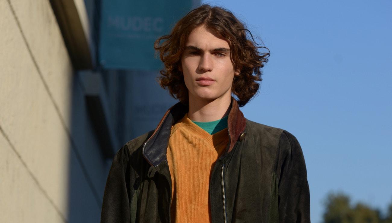 Street style z pánského fashion weeku v Miláně