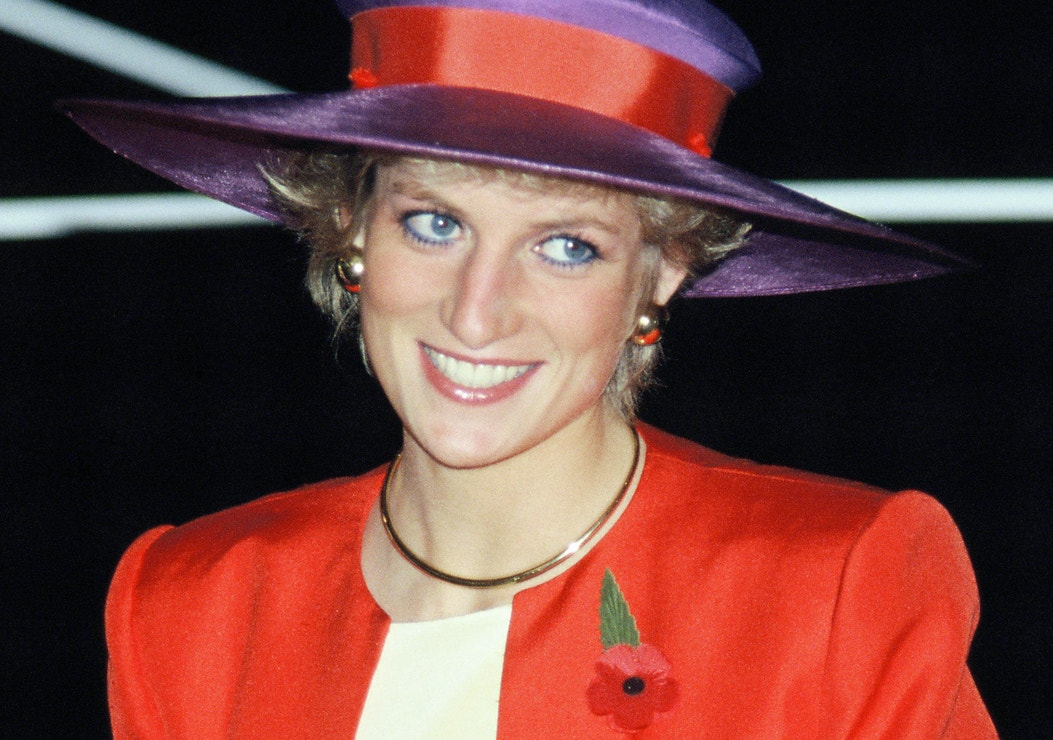 Princezna Diana v Hongkongu, listopad 1989