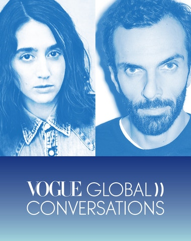 Vogue Global Conversations #2: Budoucnost fashion weeků