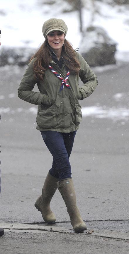 Kate Middleton v roce 2013