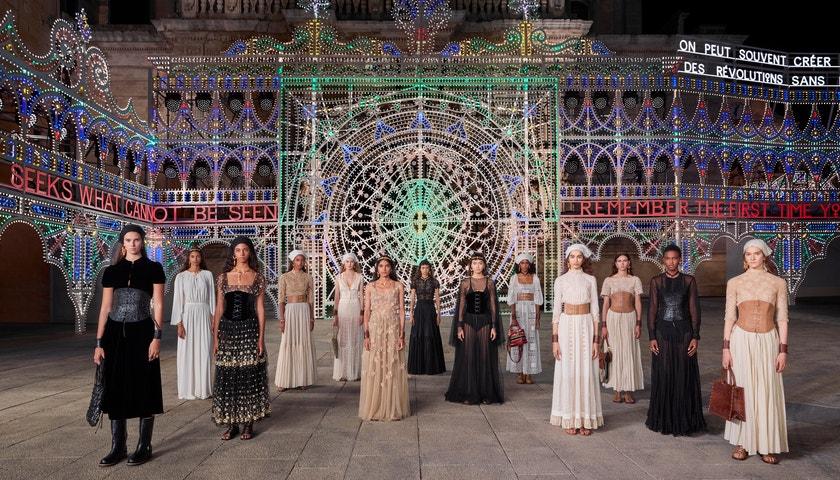 Maria Grazia Chiuri o nové kolekci, rodině a tradicích