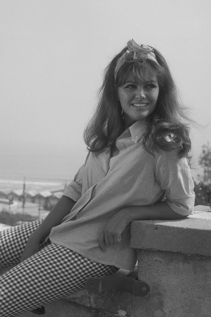 Claudia Cardinale, 1960 Autor: Archivio Cameraphoto Epoche/Getty Images