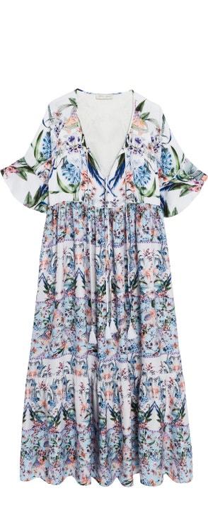 Maxi šaty, Lindex by Malina, 2499 Kč