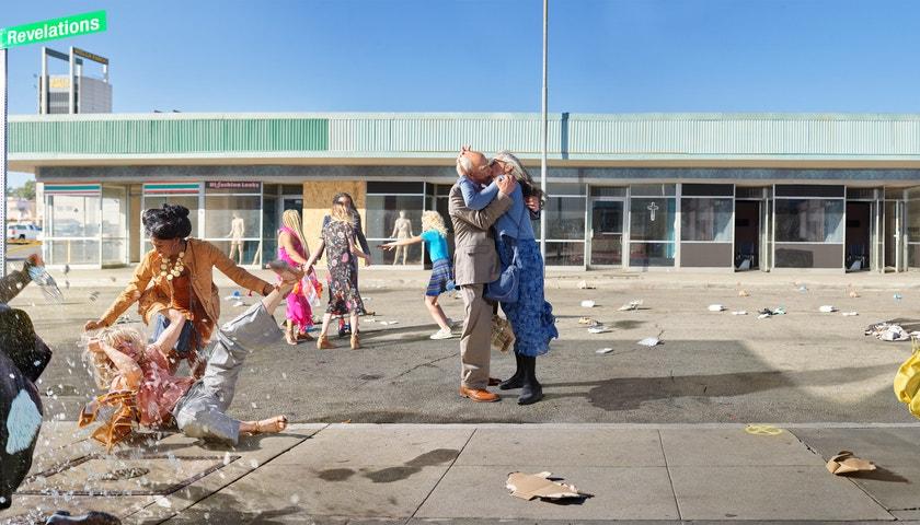 Daphne Guinness pozýva na postapokalyptickú diskotéku