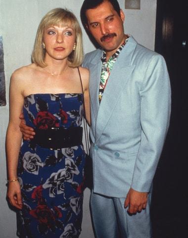 Láska z archivu: Freddie Mercury & Mary Austin