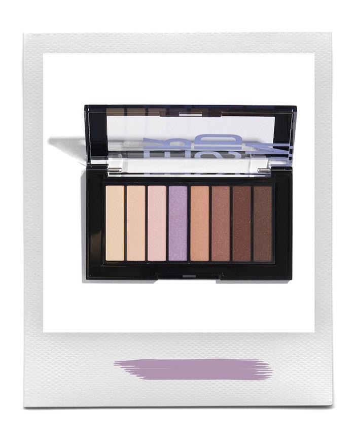 Paletka očních stín CS Looks Book - Insider, REVLON, prodává FAnn, 389 Kč