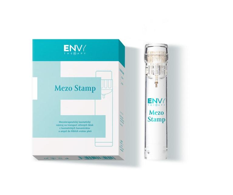 Mezoterapeutický kosmetický nástroj s 20 titanovými jehličkami Mezo Stamp, ENVY THERAPY, prodává EnvyTherapy.com, 828 Kč