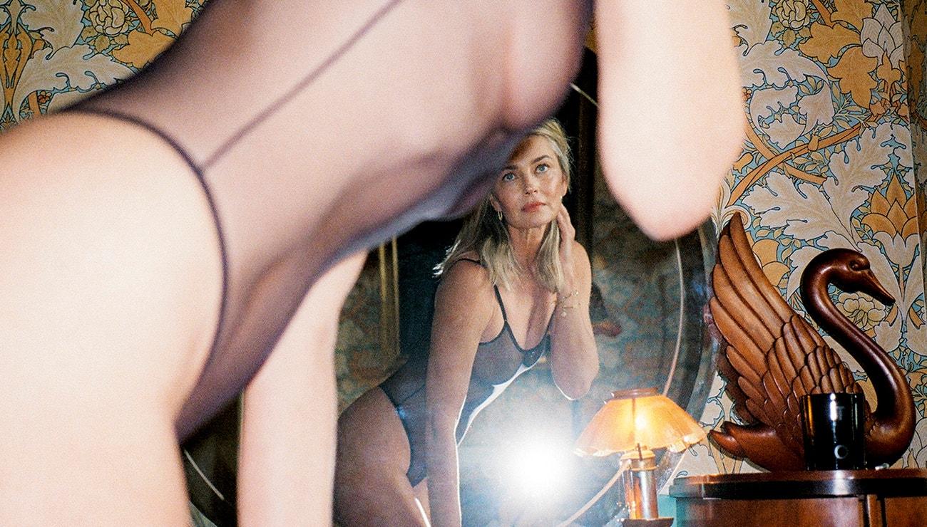 Vogue editorial: Zrání