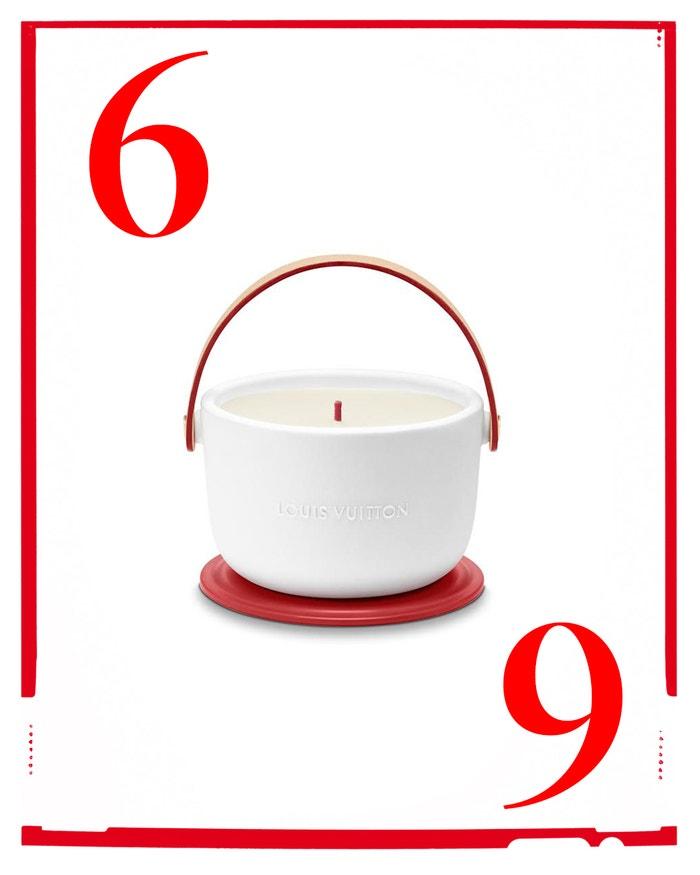 Vonná svíčka (RED), LOUIS VUITTON, 175 €