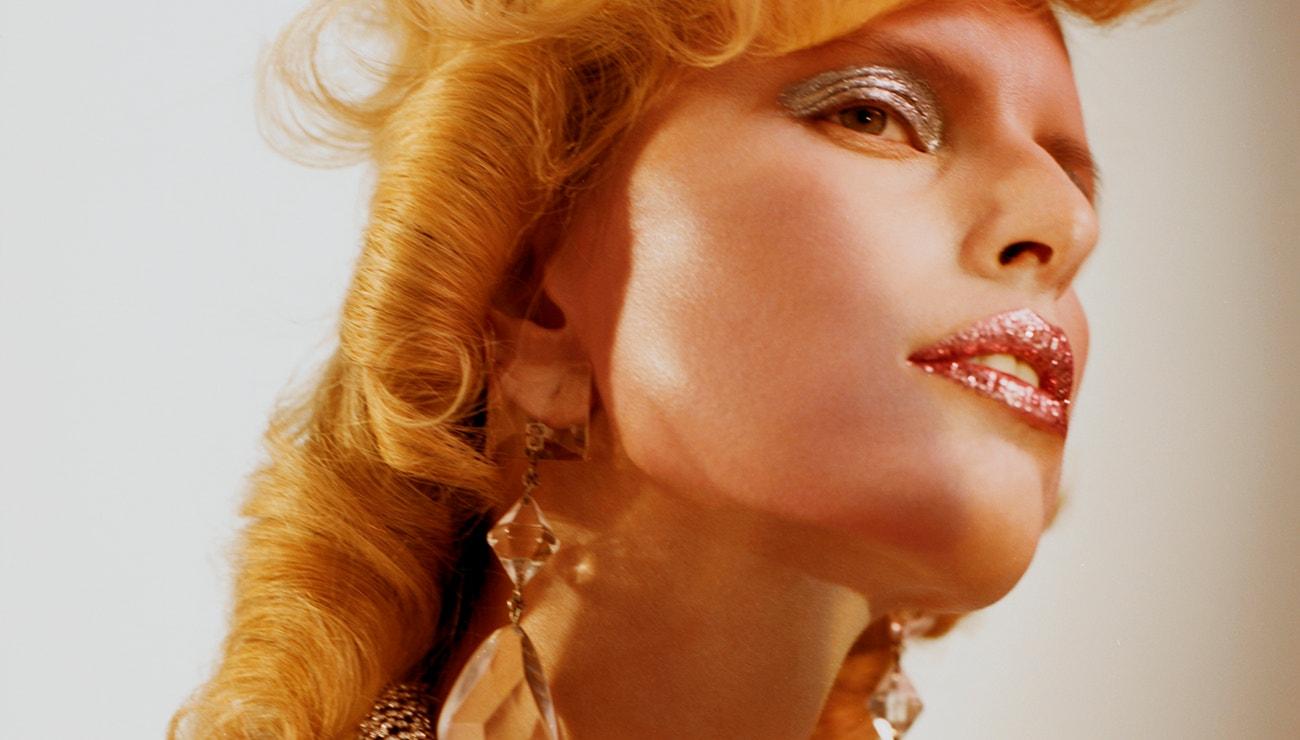 Karolína Kurková pro Vogue CS