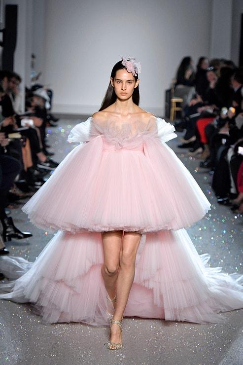 Giambattista Valli Haute Couture jaro - léto 2019