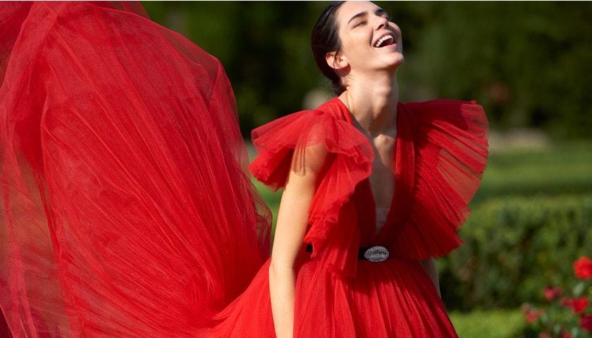Štěstí je klíčem ke všemu, říká v exkluzivním rozhovoru Giambattista Valli