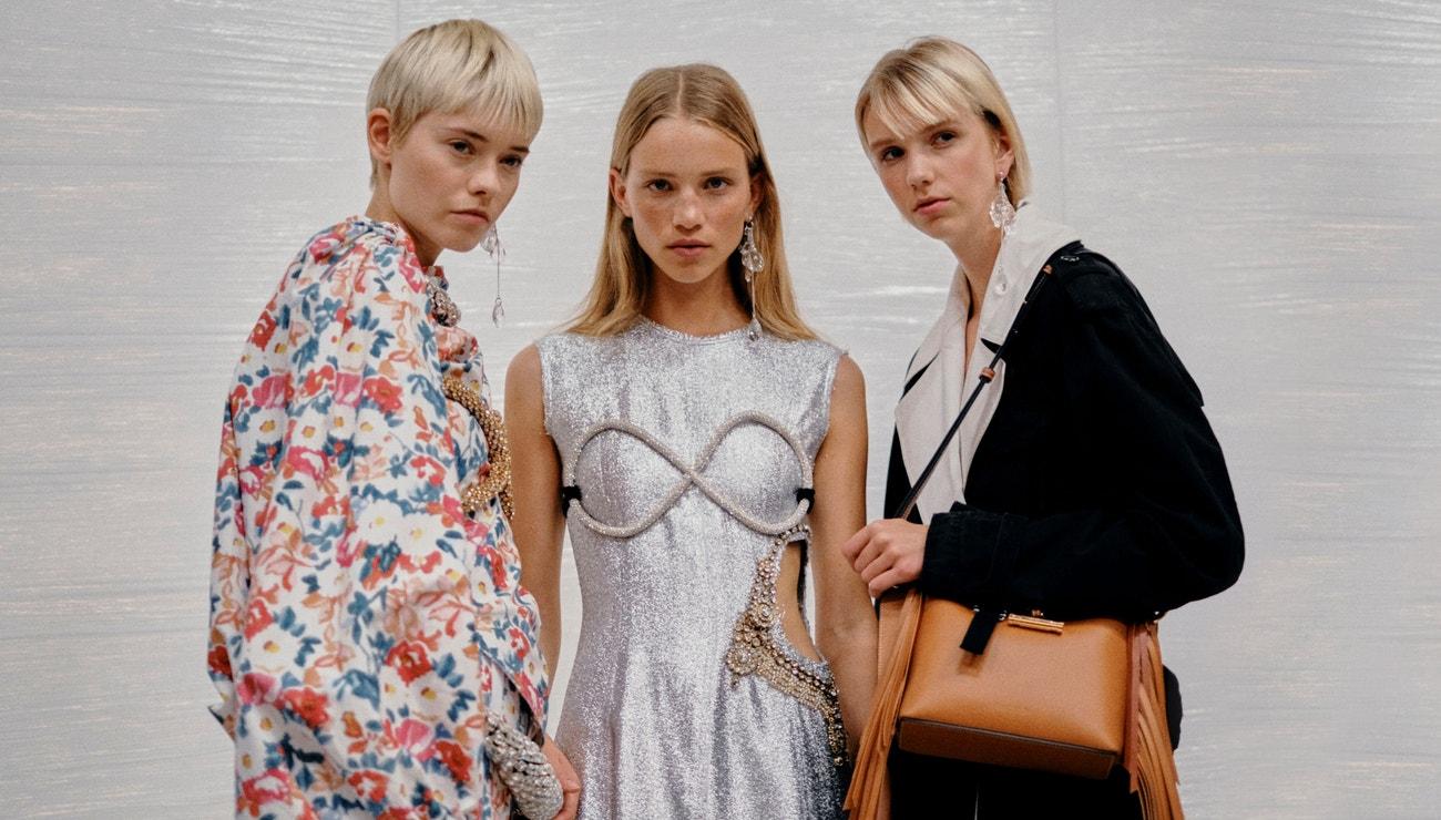To nejlepší z londýnského fashion weeku