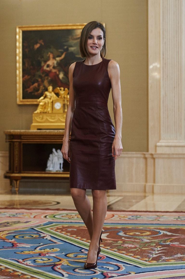 Španělská královna Letizia