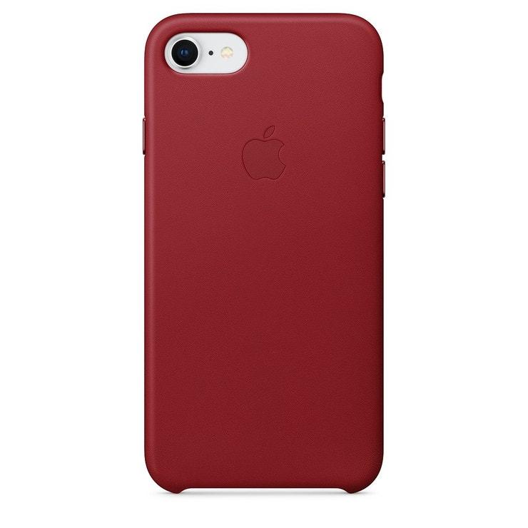 Kožený kryt na iPhone 8 / 7, * Apple *, 1290 Kč